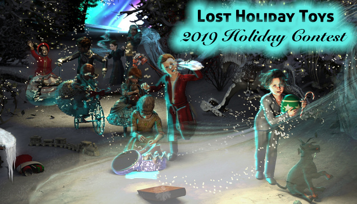 Lost Holiday Toys